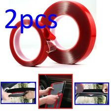 Auto Truck Car Acrylic Foam Double Sided Attachment Tape Adhesive 3m x 10mm 20mm