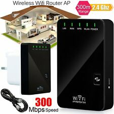 300Mbps N 802.11 AP Wireless Wifi Repeater Router Range Extender Booster Sky  DT
