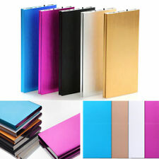 20000mAh Ultrathin Portable External Battery Charger Power Bank for Phones M LCH