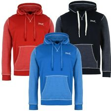 Everlast Hoodie Men's Hooded Pullover MMA Pullover OTH Hoody Blue Red Black