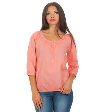 CORLEY Blusa 3/4 Mangas Mujer 36 38 40 42 44 46 CORAL Otto