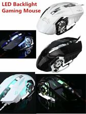M610 6D USB Wired Gaming Mouse Optical Mice Gamer Computer Mechanical Mouse@YT