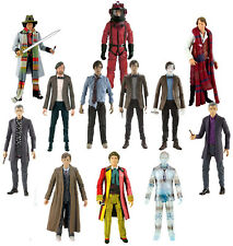 """DOCTOR WHO LOOSE 5"""" DOCTOR FIGURES inc 4th, 6th, 10th, 12th - Choose from list"""