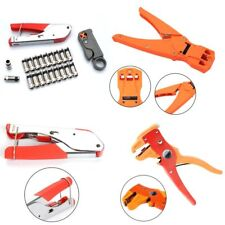 7 Style Practical Network Phone Pliers Stripper Wire Crimping Cutter Tool Kit@YT