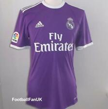 Real Madrid 2016/17 Officielle Adidas away shirt neuf violet CAMISETA maillot