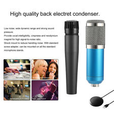BM-800 Professional Studio Recording and Broadcasting Condenser Microphone SY