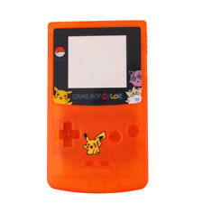 Clear Transparent Housing Full Edition Edizione limitata Pikachu per NintendoGBC