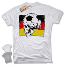 T-SHIRT GERMANIA - Fan EM WM Germania 2018 Bandiera TESCHIO CALCIO S-XXL