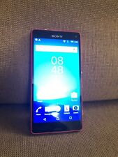 Sony Xperia Z1 Compact - D5803 16GB - Black, Pink & White (Unlocked) Smartphone