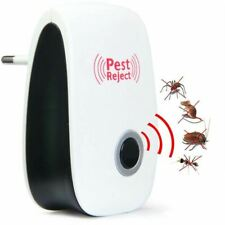 Mosquito Killer Electronic Repeller Rat Ultrasonic Insect Repellent Mouse Bug EU