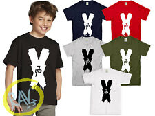 Kids Adult JP x T SHIRT jake paul logan logang youtuber maverick team 10 ■