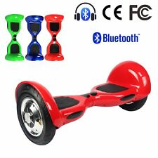 "Megawheels 10"" Bluetooth Scooter Eléctrico Patinete Balance Board Monociclo+Bag"