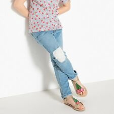 La Redoute Collections  Jeans Slim Inserto Alluncinetto 3  12 Anni