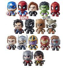 Marvel MIGHTY MUGGS Action Figures 2018 BLACK PANTHER HULK GROOT ANT-MAN WASP