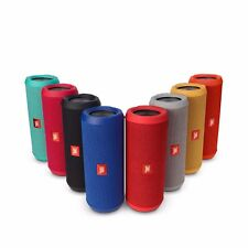 JBL Flip 3 Splashproof Portable Bluetooth refurbished various colours