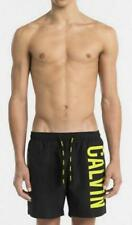 Costume-Swimwear uomo Calvin Klein KM0KM00150 - Medium Drawstring - nero 001
