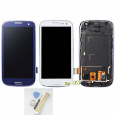 Touch Digitizer LCD Display Screen+Frame Per Samsung Galaxy S3 Neo i9301 i9301i