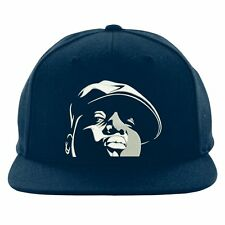 The Notorious Big Snapback, Bad Boy B.I.G Biggie Face Embroidered Cap
