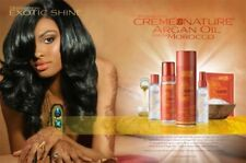 CREAM OF NATURE ARGAN OIL-SHAMPOO, CONDITIONER, SPRAY, SERUM,CREAM-FULL RANGE!!