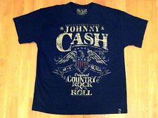 JOHNNY CASH - Rock'n'Roll T-SHIRT  Official Merchandise