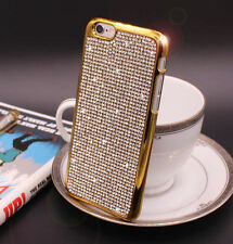 NEU Luxus Bling swaro-vsky Kristall Brillant Element Hülle für Apple iPhone