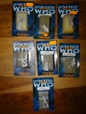 Doctor Who DW 115, 316, 318, 329, 346, 424, 427 (Harlequin Miniatures)