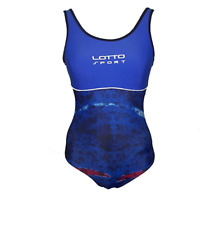Costume Donna Olimpionico Intero piscina e mare LOTTO SPORT