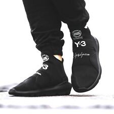 Y3 SUBEROU ADIDAS NMD PURE BOOST TRIPLE BLACK 2018 RELEASE UK 7.5 - 10