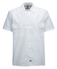 Chemise Dickies SOUS LICENCE Work Shirt Original White (XL/2XL/3XL)