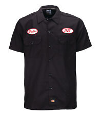 Chemise Dickies SOUS LICENCE Rotonda South Black (2XL) homme