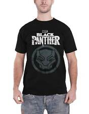 Noir Panther T Shirt Movie Big Icon Mask nouveau officiel Marvel Comics Homme