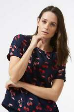 Sugarhill Brighton Lola Cherry Batik Top