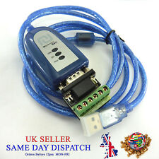 Converter USB 2.0 To RS-422 RS-485 Serial Adapter Converter Cable IC Industrial