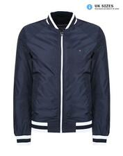 Tommy Hilfiger Men's Keon Bomber Jacket - Sky Captain
