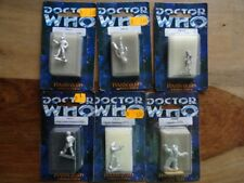 Doctor Who DW 315, 318, 319, 321, 325, 329 (Harlequin Miniatures)