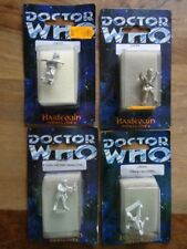 Doctor Who DW 704, 707, 720, 804 (Harlequin Miniatures)
