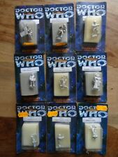 Doctor Who DW 412, 415, 422, 423, 429, 430, 433, 434, 449 (Harlequin Miniatures)