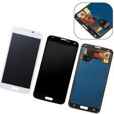 2 COLOURS LCD DIGITIZER TOUCH SCREEN PER SAMSUNG GALAXY S5 I9600 G900 I1