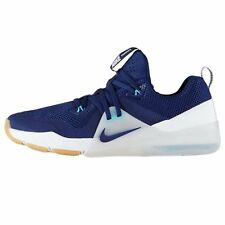 Nike Zoom Train Command Fitness Training Shoes Mens Blue/White Trainers Sneakers