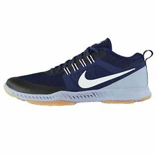 Nike Zoom Domination Fitness Training Shoes Mens Blue/White Trainers Sneakers
