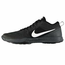 Nike Zoom Domination Fitness Training Shoes Mens Black/White Trainers Sneakers