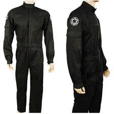 501st Star Wars Imperial Tie Fighter Pilot Uniform Cosplay Costume Flight Suit