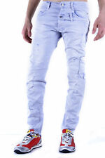 GR 72003 Azzurro jeans uomo absolut joy absolut joy uomo jeans made in italy: ta