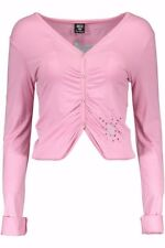 GR 53101 Rosa t-shirt donna datch donna t-shirt rosa datch con manica lunga scol