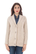 GR 59451 Beige cardigan donna fred perry donna cardigan beige fred perry con man