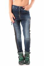 GR 46842 Blu scuro jeans donna sexy woman donna pantalone rosa sexy woman 4 tasc