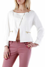 GR 72935 Bianco giacca donna sexy woman sexy woman donna giacche made in italy:
