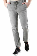 GR 84931 grigio pantaloni uomo absolut joy absolut joy uomo jeans made in italy: