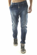 GR 73118 Blu scuro jeans uomo absolut joy absolut joy uomo jeans made in italy: