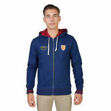 BD 74078 ORIEL-HOODIE Blu Oxford University Felpa Oxford University Uomo Blu 740